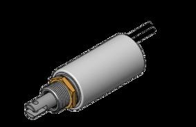 بوبین سلونوئید با غلاف استوانهای شکل - ساخت بوبین سفارشی - شرکت سپهر صنعت مبتکر پارس